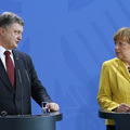 Press center poroshenko merkel berlin